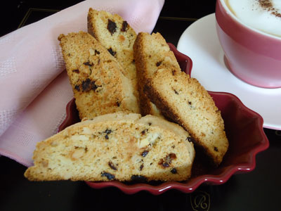 Just Almonds Almond Biscotti